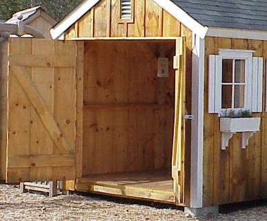 Wooden sheds cheapest storage shed double doors free for Double door shed plans