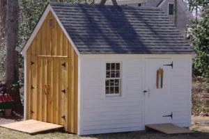 Post and beam building plans build your own custom post for Post and beam shed plans